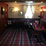 Downstairs restaurant/bar area