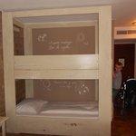 les lits superposés pour les enfants