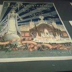 Couverture d'une Valse de l'exposition de 1900