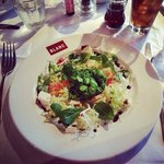 Broad Bean, Pea & Feta Salad ��