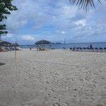 Breezes Resort Beach view