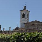 church of the monastery-hotel