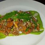 Chanterelle Mushroom Salad