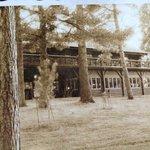 PostCard of the Douglas Lodge taken years ago