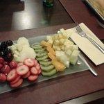 Ensalada de frutas, exquisita !