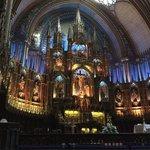 Notre-Dame Basilica - Inside