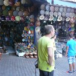 Souk van Marrakech