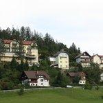 "Hotel Triglav and separate ""annexe"""