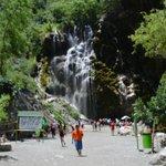La cascada de Tolantongo