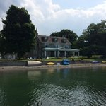 Driftwood Inn from the water