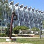 Museo Principe Felipe, a la vuelta de la esquina.
