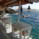 This is the best restaurant in Ammoudi bay for sure!!!