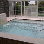 la piscina termale più fresca