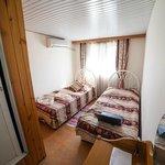 Room from the door
