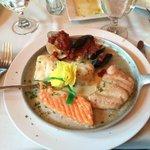Atlantic Seafood Platter
