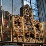 Kölner Dom altarpiece