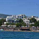 Relax deniz tarafı otel