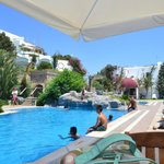 Relax taraf havuz