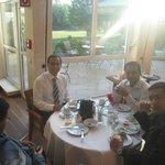 Breakfast/ restaurant