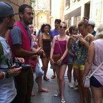 Visiting las Ramblas, el Barri Gòtic & el Born with Marçal: the best tour guide ever!