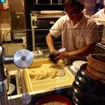 Noodle prep