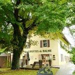 Café de Balme, terrasse extérieure