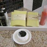 Lovely soap!