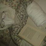 Handtuchkreation in der Locanda dell'Istrice