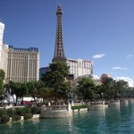Paris at Las Vegas Strip