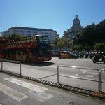 Bus turistik тут тоже курсирует
