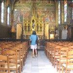 Wonderful nave