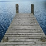 The famous Ullswater  jetty