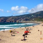 Only a short taxi to this amazing beach...Guincho
