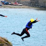 Cornish Coasteering