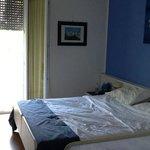camera spaziosa e sempre ben pulita