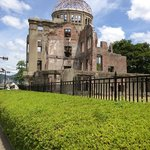 A-Bomb Dome (one of the few buildings that survived)