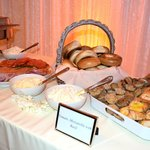 Great brunch buffet