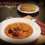 Fabada Asturiana de nuestro Restaurante