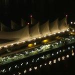 der Hafen bei Nacht - elegant!