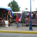Vista del Mercado