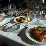 Umm! Lobster.