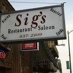 Photo de Sig's Restaurant