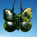 Marsden flower jade butterfly