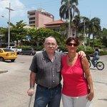 Calle principal de Cartagena