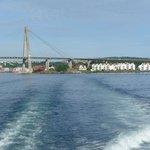 Leaving Stavanger.