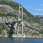 FV491 Bridge.