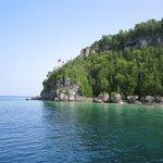 Scenic Georgian Bay Islands
