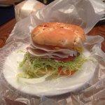 $5 Sandwich from Ernie's Market