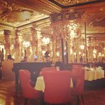Beautiful room for afternoon tea