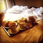 Colazione in camera ❤️